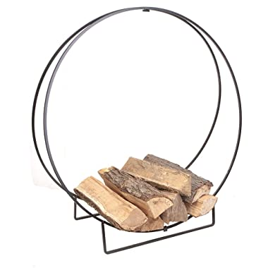 Panacea 15210 40-Inch Solid Steel Log Hoop