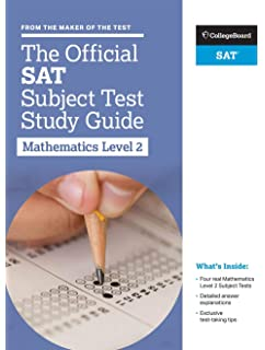 Amazon com: Cracking the SAT Subject Test in Chemistry, 16th Edition