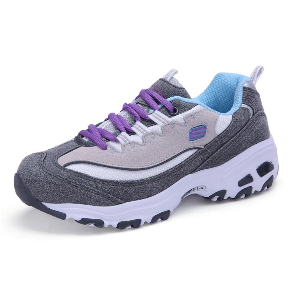 Exing Damenschuhe Schuh Winter Turnschuhe, Niedrig-Top Lace-up Flut Schuhe, Liebhaber Höhe Erhöhen Schuhe