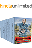 The Mail Order Brides of Last Chance: Seven Brides for Seven Officers (A 7-Book Western Romance Box Set)