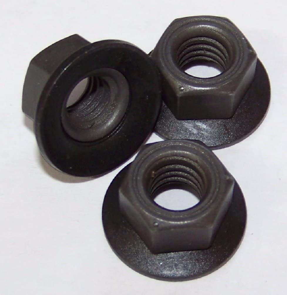 15326 50 Qty-M5-.8 Free Spinning Washer Nut