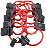 Bullz Audio (BATC10) ATC 10-Gauge In-Line Fuse Holder - 10 Piece