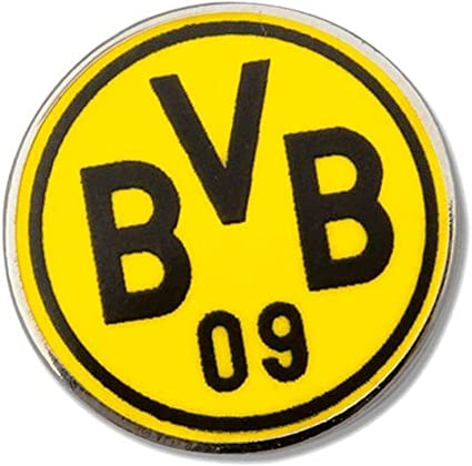 Borussia Dortmund Pin Button Anstecker Bvb 09 Emblem Amazon De Sport Freizeit