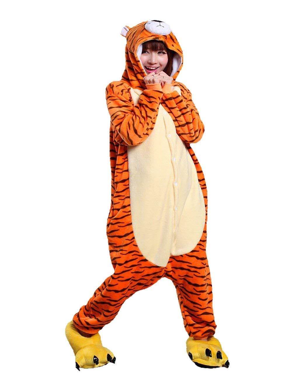M, Panda Misslight Unicornio Pijamas Animal Ropa de dormir Cosplay Disfraces Kigurumi Pijamas para Adulto Ni/ños Juguetes y Juegos