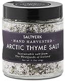 Saltverk Meersalz aus Island mit arktischem Thymian (90 g)