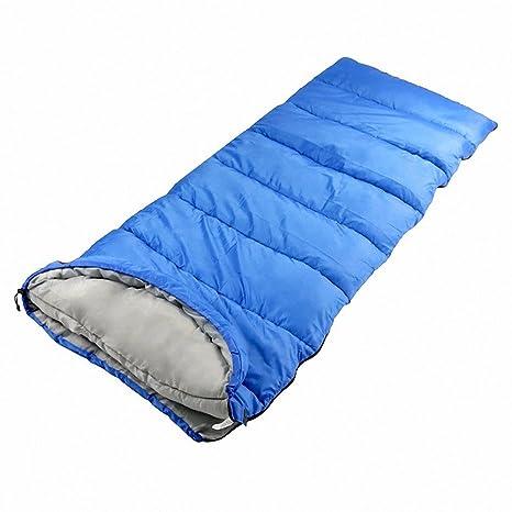 SUHAGN Saco de dormir Saco De Dormir Al Aire Libre El Estiramiento Envoltura Gruesa Adulto Ultra
