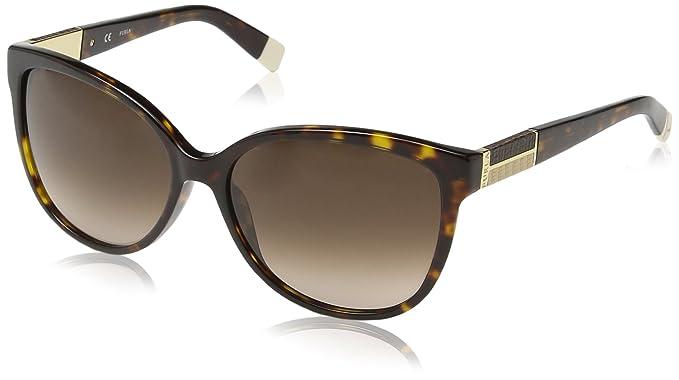 Furla - Gafas de sol Ojos de gato SU4903 Melody: Amazon.es ...