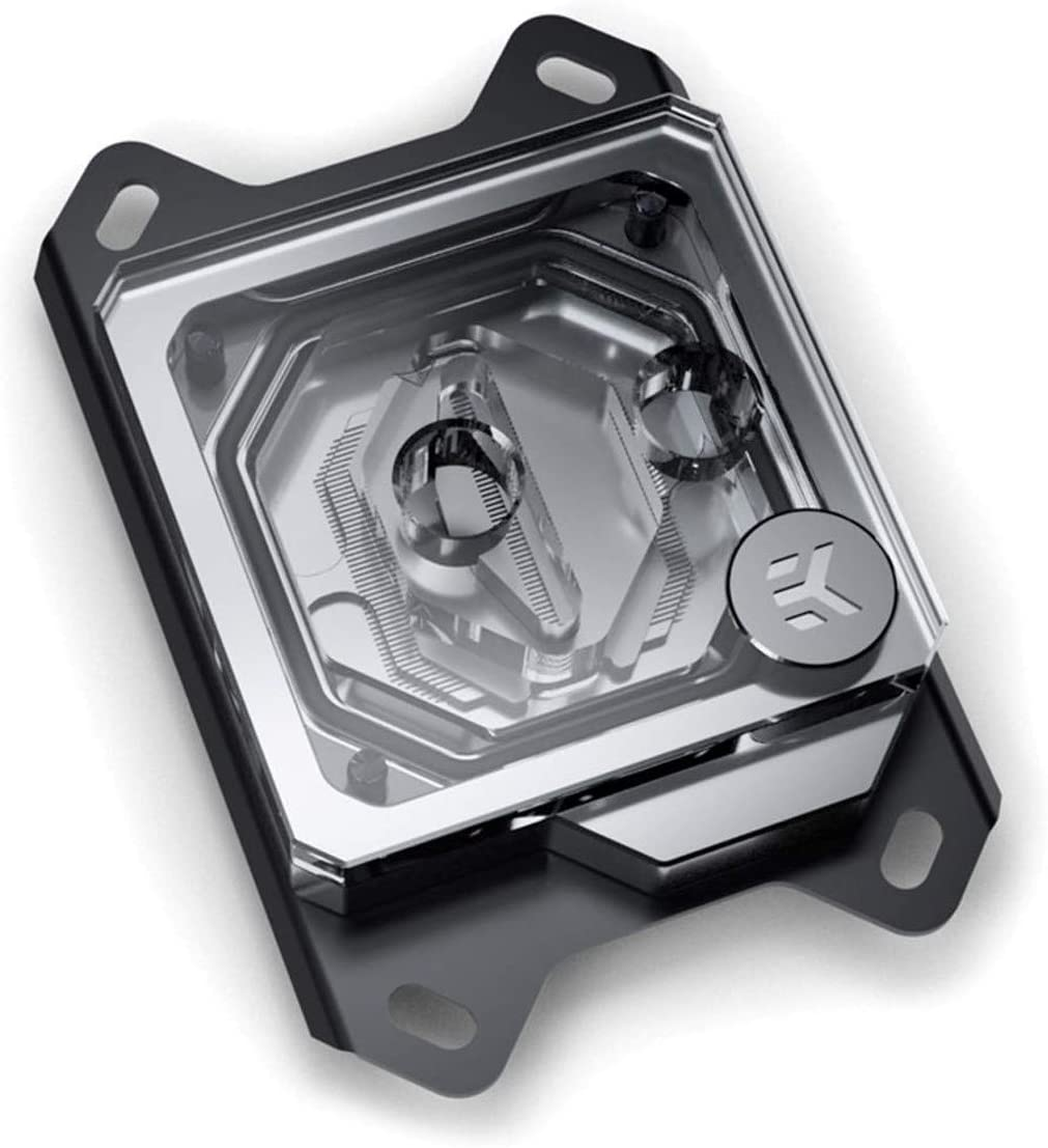 EKWB EK-Velocity CPU Waterblock, AMD CPU, Nickel/Plexi