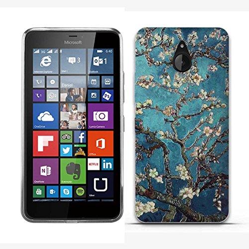 TPU Thin Clear Case for Nokia Lumia 640XL (Clear) - 4