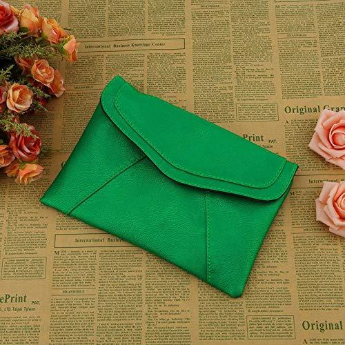 All Borsa E Green Pelle Duramente Piccola Design Indossabile Tracolla Da match Tracolla All Singola Diagonale A Beans Match In Donna Harlls Borse Pu Resistente Fqwg0ZgI