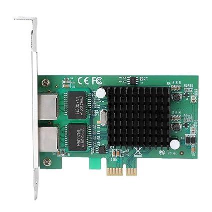 Bewinner Tarjeta WiFi, Tarjeta de Red Chip Intel 82575EB ...