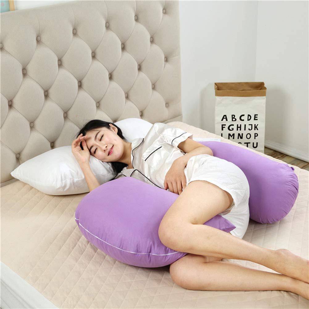 憧れ Hタイプ妊娠中の女性の枕綿快適な柔らかい妊娠中の女性の枕取り外し可能と洗える側睡眠枕最高のボディサポート看護枕,Pink B07QYVKYRN Purple Purple B07QYVKYRN Purple, シダグン:6f4bd8ae --- cliente.opweb0005.servidorwebfacil.com