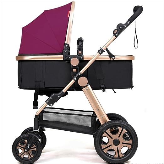 bicicleta de bebé El cochecito plegable para bebés recién nacidos ...