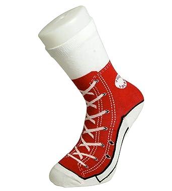 9132d2417765f Amazon.com  Silly Socks Sneaker Socks