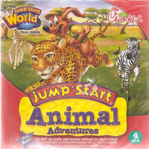 Chick-fil-A: Jump Start Animal Adventures (4 of