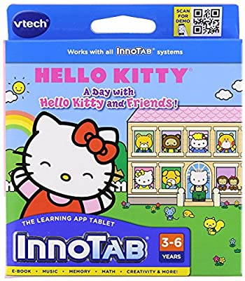 VTech InnoTab Software - Hello Kitty