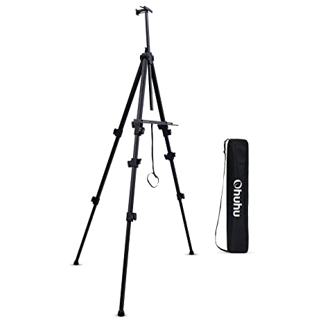 amazon com easel stand ohuhu 73 artist easels for display