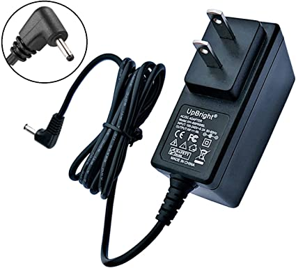2A AC//DC Wall Charger Power Adapter For RCA Voyager II 2 RCT6773E22 B//F Tablet