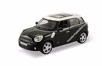 Mini Cooper Weight >> Amazon Com Rmz City Mini Cooper S Countryman 1 36 Scale 5