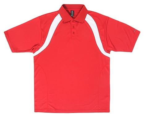 Reebok para Hombre Playdry Athletic Rendimiento Polo para Hombre ...