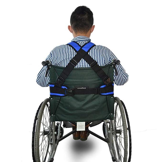 Correa para silla de ruedas Cinturón de seguridad, correas ...