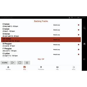 Guitarra Intuitiva - Modos de la Escala Mayor Free: Amazon.es: Appstore para Android