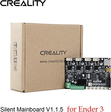Ende-3 Pro Mute Silent Mother Board Comgrow Creality 3D 1.1.5 New Upgrade Silent Mainboard for Ender-3 Pro Customized Silent Board