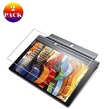 INSOLKIDON 2-Pieza Compatible con Lenovo Yoga tab3 850F ...