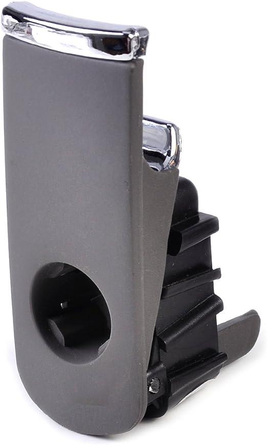 TAYDMEO Schwarz Kunststoff Autoinnenraum Glove Box Fachdeckel Deckel Verschluss Griff//fit for Suzuki SX4 Swift Car Styling