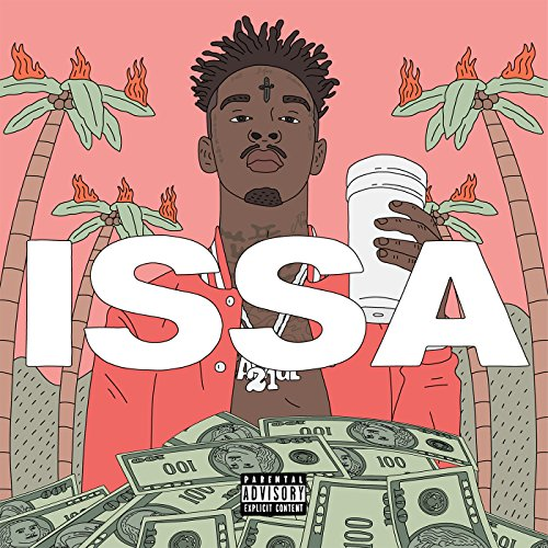 Original album cover of Issa Album by 21 Savage