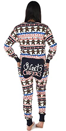 Lazy One Adult Flapjack Onesie by LazyOne Matching Christmas Family Pajamas  Adult, Kid, and
