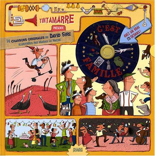 C'est de famille (1CD audio) (French Edition)