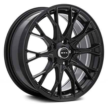 Amazon RTX Concorde Сustom Wheel Satin Black 60 X 60 360 Awesome 5x105 Bolt Pattern