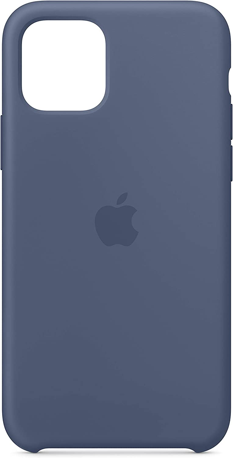 Apple Silicone Case (for iPhone 11 Pro) - Alaskan Blue