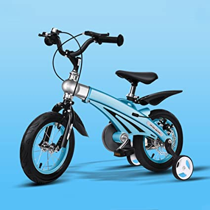 QXMEI Marco De Aleación De Magnesio De Bicicleta para Niños 12/14/16 Pulgadas