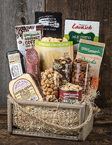 Stew's Wow Gourmet Gift Basket from Stew Leonard's Gifts