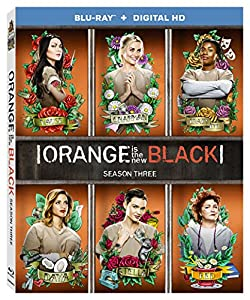Cover Image for 'Orange Is The New Black: Season 3 [Blu-ray + Digital HD]'