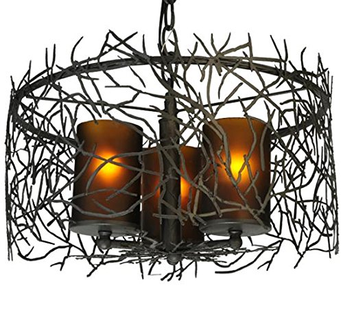 Twig Pendant Light Fixture in Florida - 9