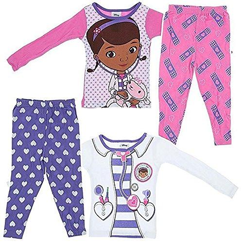 Disney Junior Toddler McStuffins Pajama
