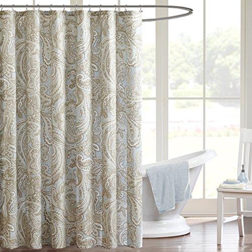 Madison Park™ Pure Ronan Shower Curtain