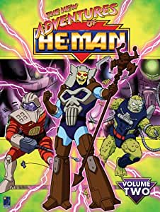 New Adv. of He-Man Vol.2 [Import]