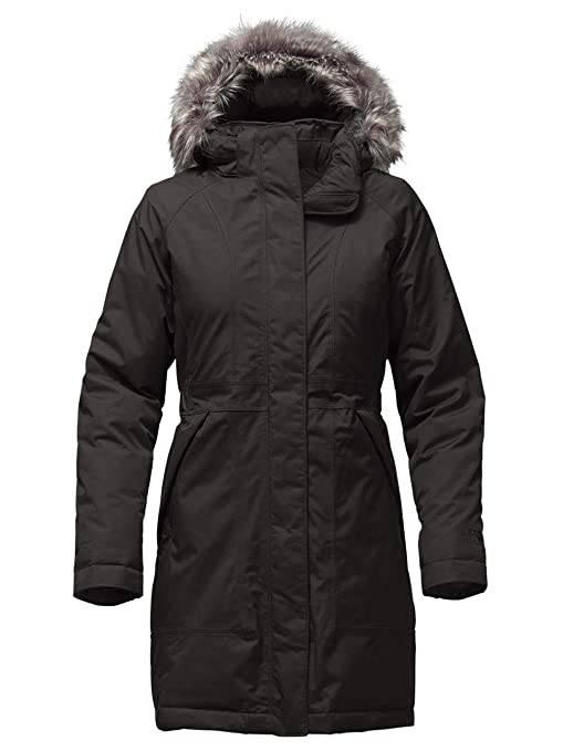 The North Face Arctic Parka Piumino, Colore: Nero, Donna