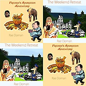 The Retreats: The Weekend Retreat + Freddy's Ayurveda Adventure Box Set Audiobook