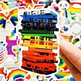 Water Bottle Stickers Gay Pride Stickers 60 pcs