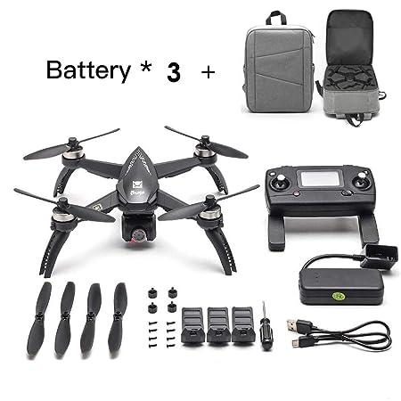 actualizado] 2019 Nuevo bug MJX 5 W RC Drone 8 G 4 K con 2160P WiFi