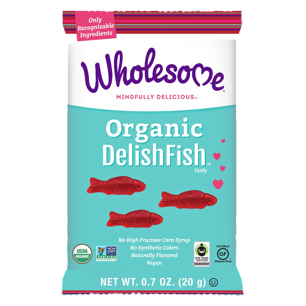 Wholesome DelishFish, .7 oz, 200 Count