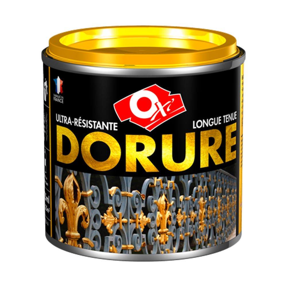 Oxi ORPA.125 Dorure 125 ml Or Pale DURIEU