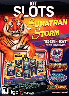 IGT Slots: Sumatran Storm [Download]