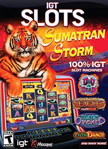 Storm 8 slots