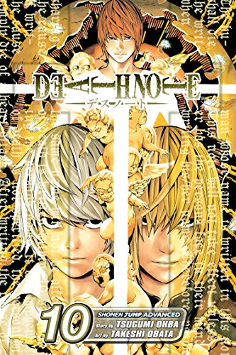 Death Note, Vol. 10